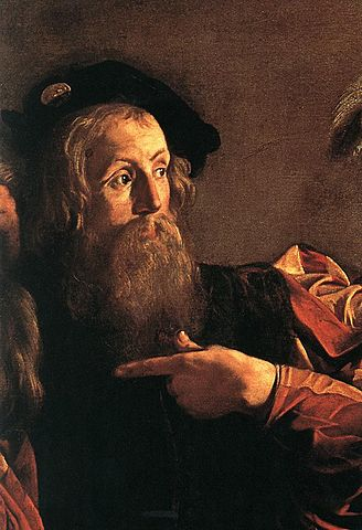 Caravaggio's paintings in situ include the tryptich of Saint Matthew at the Church of San Luigi dei Francesi