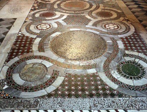 Medieval Frescoes and Marble Intarsia: San Clemente and Santi Quattro Coronati