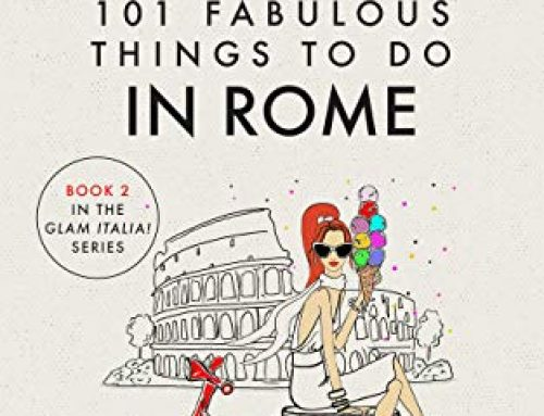 Reading material on Rome?  Check out Corinna Cooke's Glam Italia, 101 Fabulous Things to Do in Rome!