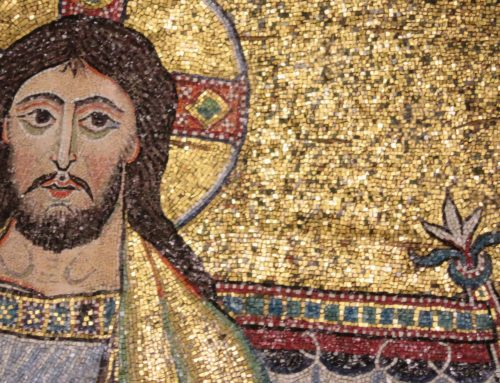 """All That Glitters:""  Christian Mosaics from the Late Empire to the XIII century"