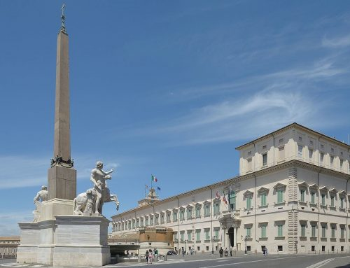 The Quirinal Hill: from Imperial Rome to Saint Theresa in Ecstasy