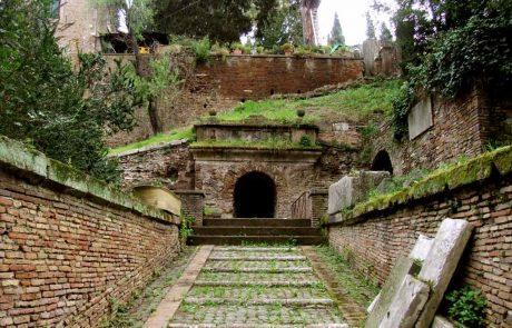 Sepulcrum Scipio - Rome Tours