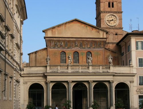 Trastevere in the Middle Ages