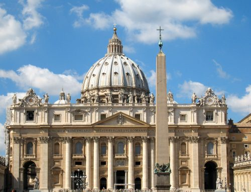The Vatican Museums, the Sistine Chapel, and St. Peter's Basilica